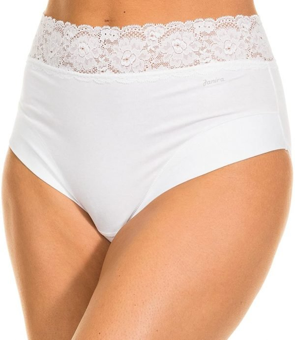 JANIRA Dolce Cinture Slip Brief White