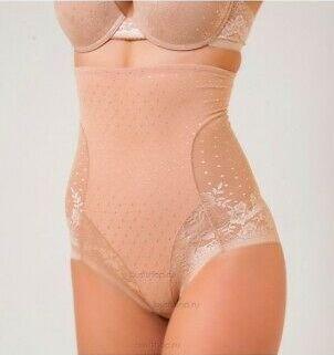 JANIRA Secrets Figure High Waist - Thong Effect Nude