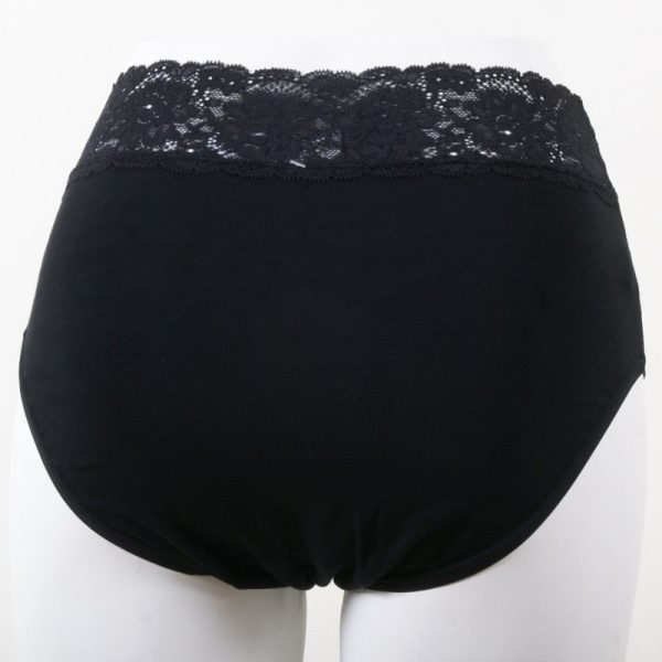 JANIRA Dolce Cinture Slip Brief Black